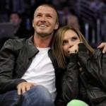 Davis Beckham, Victoria Beckham